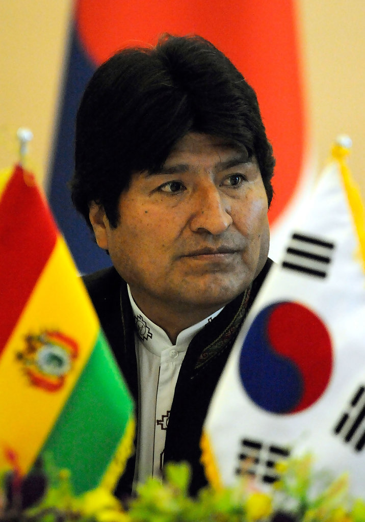 evo morales A look at some of the major events during the past nine-years since evo morales was first elected president by bolivians.