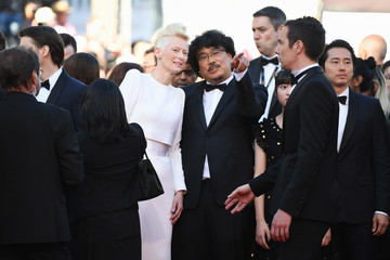 Bong Joon Ho 'Okja' Red Carpet Arrivals - The 70th Annual Cannes Film Festival