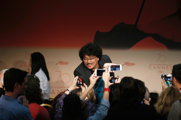 Bong Joon Ho 'Okja' Press Conference - The 70th Annual Cannes Film Festival