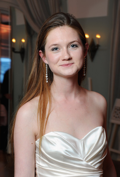 Bonnie Wright - IWC Filmmakers Dinner At Eden Roc - Cocktail Reception - 65th Annual Cannes Film Festival