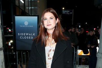 Bonnie Wright The Art Of Elysium Presents Michael Muller's HEAVEN - Arrivals