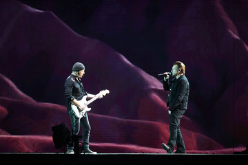 Bono U2 The Joshua Tree Tour 2019 - Auckland