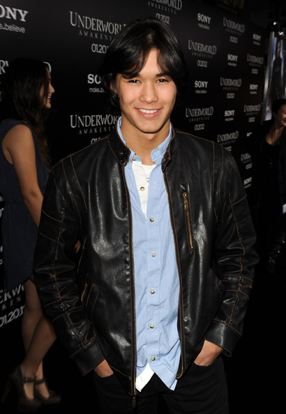 "Boo Boo Stewart - Premiere Of Screen Gems' ""Underworld Awakening"" - Red Carpet"