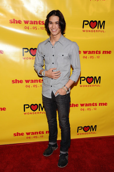 "Boo Boo Stewart - Premiere Of ""She Wants Me"" - Arrivals"
