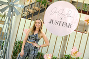 Brandi Cyrus attends Boots & Brunch by Jessie James Decker and JustFab at Avalon Hotel Palm Springs on April 26, 2019 in Palm Springs, California.