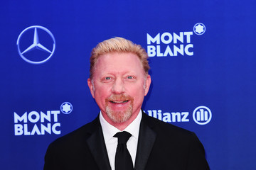 Boris Becker Red Carpet - 2017 Laureus World Sports Awards - Monaco
