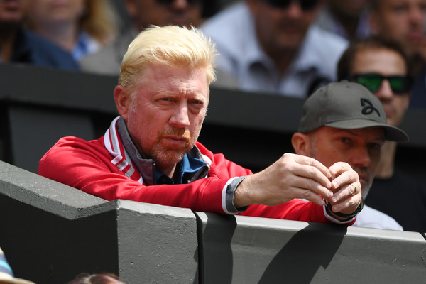 Image result for boris becker zimbio