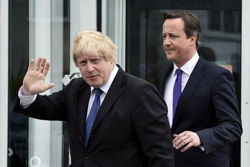 Boris Johnson Conservatives Campaign In The Fourth Week Of The General Election