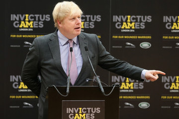 Boris Johnson Invictus Games Launch — Part 4