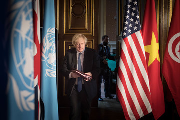 Boris Johnson News Pictures of The Week - February 25