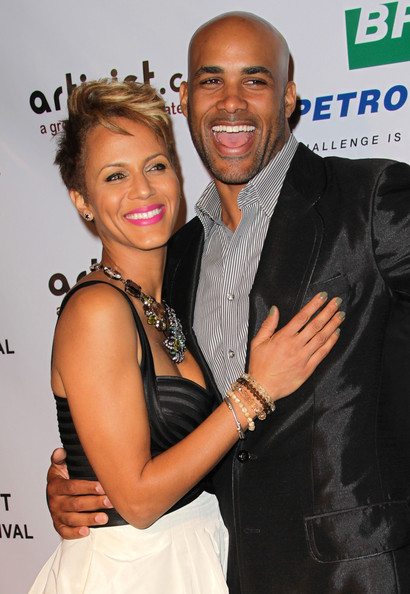 Nicole Ari Parker, Boris Kodjoe - 7th Annual Artivist Film Festival Awards - Arrivals
