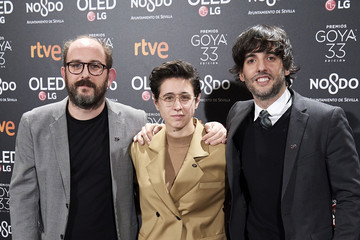 Borja Cobeaga Candidates To Goya Cinema Awards 2019 Dinner Party