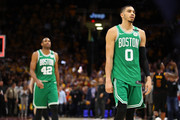 Al Horford and Jayson Tatum Photos Photo