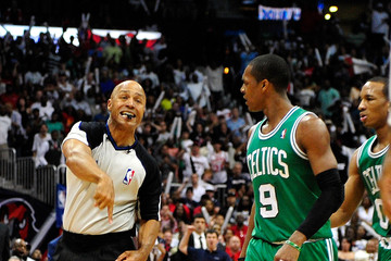 Rajon Rando Boston Celtics v Atlanta Hawks - Game One