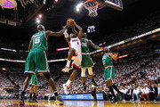 LeBron James Mickael Pietrus Photos Photo