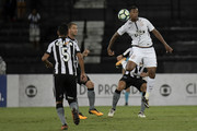 Jo (R) of Corinthians in action during the match between Botafogo and Corinthians as part of Brasileirao Series A 2017 at Engenhao Stadium on October 23, 2017 in Rio de Janeiro, Brazil.