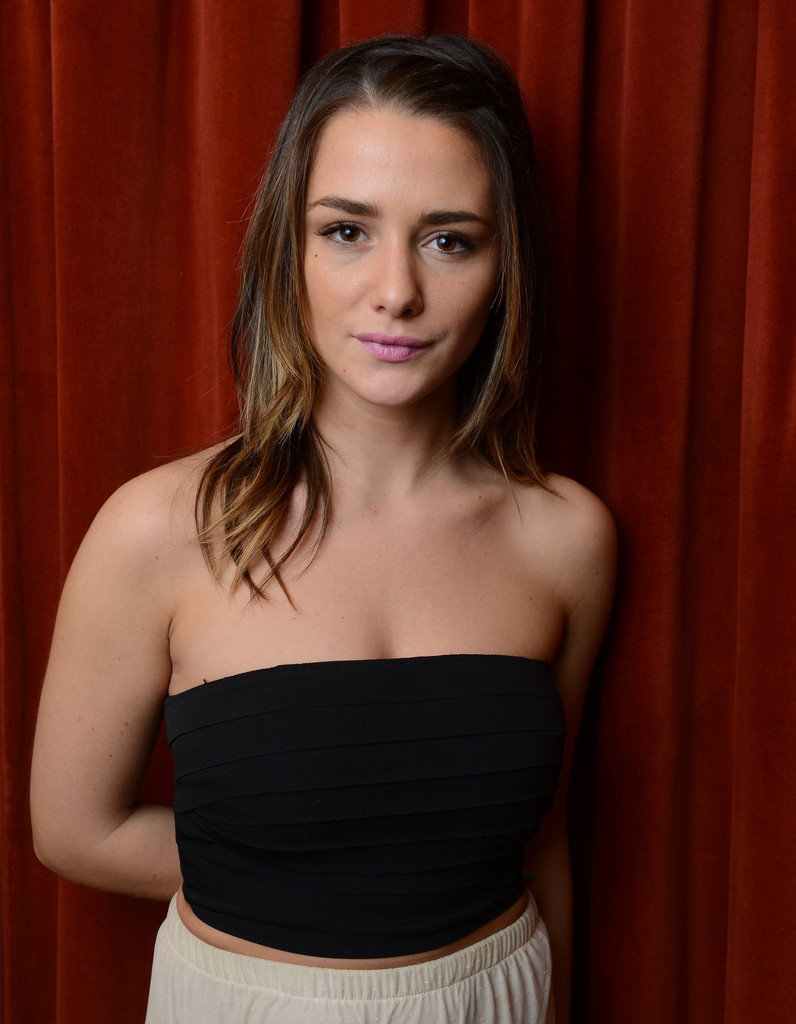 "Addison Timlin Photos Photos - ""The Bounceback"" Photo Op ..."