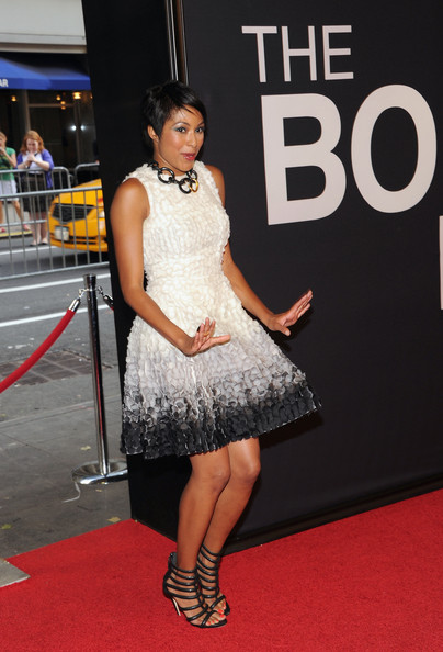 """""""The Bourne Legacy"""" New York Premiere - Inside Arrivals. """""""