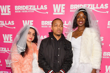Bow Wow WE TV Launches Bridezillas Museum Of Natural Hysteria
