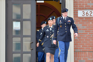 Bowe Bergdahl U.S. Army Conducts Military Legal Hearing In Bowe Bergdahl Case