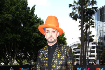Boy George 6th AACTA Awards Presented by Foxtel | Red Carpet Arrivals