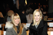 Teen VOGUE's Editor in Chief Amy Astley and Fashion Director Jane Keltner de Valle attend the Boy And Girl By Band Of Outsiders Fall 2012 fashion show during Mercedes-Benz Fashion Week at SIR Stage37 on February 11, 2012 in New York City.