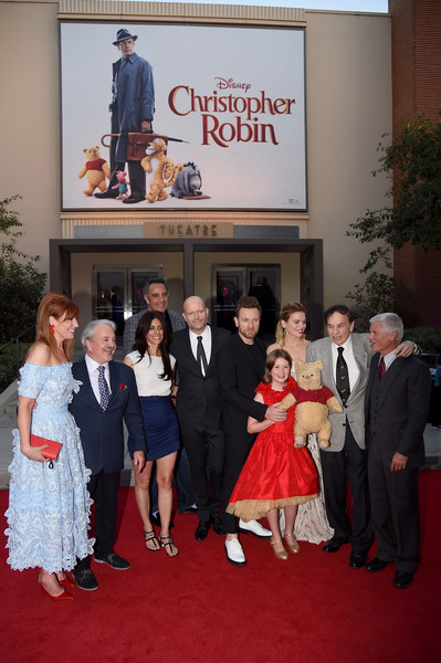Premiere Of Disney's 'Christopher Robin' - Red Carpet