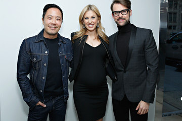 Brad Goreski Derek Lam & Jamie Wolf Black And White Jewelry Launch