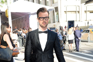 Brad Goreski Arrivals at the CFDA Fashion Awards — Part 2