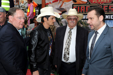 Brad Paisley 'Planes: Fire & Rescue' Premieres in Hollywood — Part 3