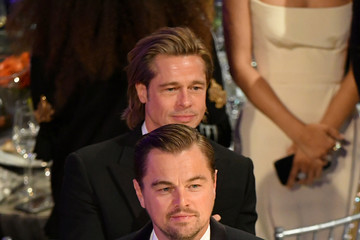 Brad Pitt Leonardo DiCaprio 26th Annual Screen Actors Guild Awards - Inside