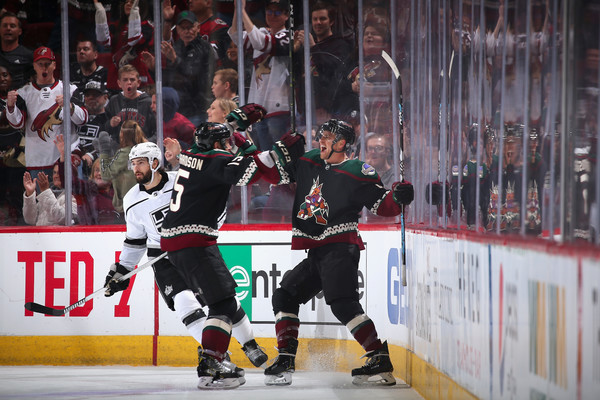 Los Angeles Kings vs. Arizona Coyotes