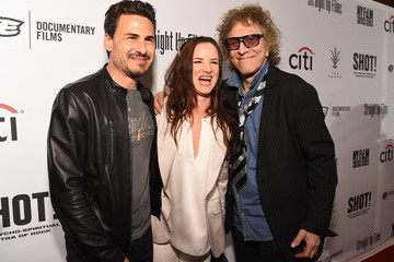 "Brad Wilk ""SHOT! The Psycho Spiritual Mantra of Rock"" Premiere at the Grove, presented by CITI"