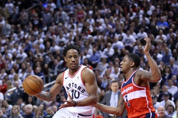 Bradley Beal Washington Wizards vs. Toronto Raptors - Game Five