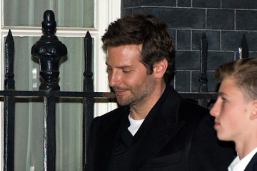Bradley Cooper Downing Street Reception