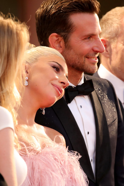Bradley Cooper and Lady Gaga Photos Photos - 'A Star Is Born' Red