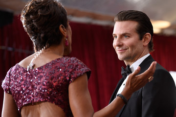 Bradley Cooper Arrivals at the 87th Annual Academy Awards — Part 3