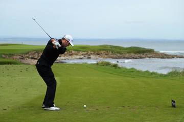 Bradley Dredge Alfred Dunhill Links Championship - Day Two
