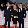 Bradley Walsh National Television Awards - Red Carpet Arrivals