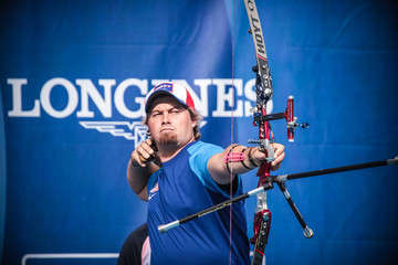 Brady Ellison Archery World Cup 2016 Stage 4 - Odense