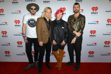 Branden Campbell Tyler Glenn iHeartRadio ALTer EGO Presented by Capital One - Arrivals
