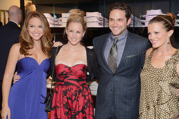 Brandon Barash Chrishell Stause An Evening In Honor Of The Muscular Dystrophy Association With Canali And LA Confidential