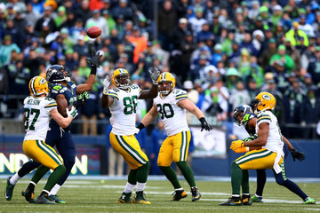 Brandon Bostick NFC Championship - Green Bay Packers v Seattle Seahawks
