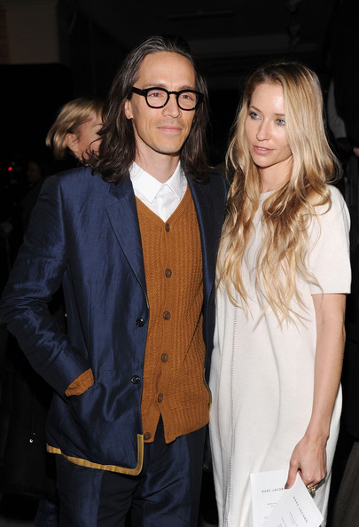 Brandon Boyd with Girlfriend Baelyn Neff