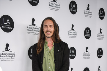 Brandon Boyd LA Art Show 2019 - Opening Night Gala - Arrivals