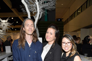 Brandon Boyd LA Art Show 2017 - Opening Night Premiere Benefitting St Jude's Research Hospital