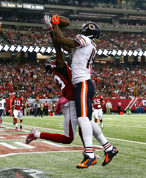Chicago Bears v Atlanta Falcons