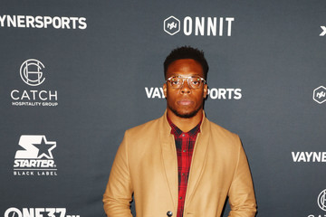 Brandon Marshall VaynerSports x ONE37pm Emerging Kings Party - Arrivals