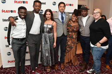 Brandon Micheal Hall Exclusive Screening of ABC's 'The Mayor', Hosted by Entertainment Weekly