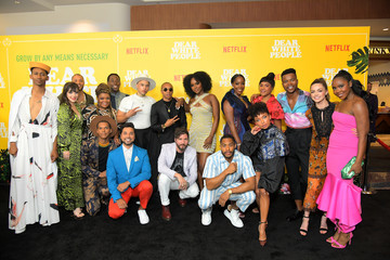 Brandon P Bell Premiere Of Netflix Original Series 'Dear White People' Volume 3